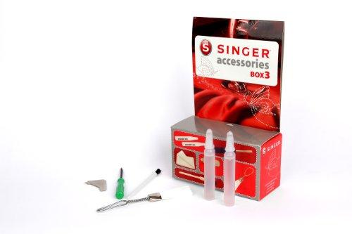 Singer Kit Accessoires 3 Kit Accessoire Essentiels Machine à Coudre