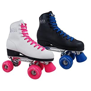 Magna 700 Mens/Womens High Top Indoor/Outdoor Quad Roller Skates