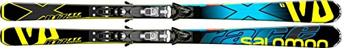 Salomon X-Race/Race Plate XX, blue-black-yellow