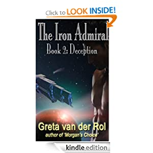 The Iron Admiral: Deception Greta van der Rol