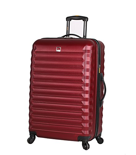 lucas-abs-carry-on-hard-case-20-inch-rolling-suitcase-set-with-spinner-wheels-20in-burgundy