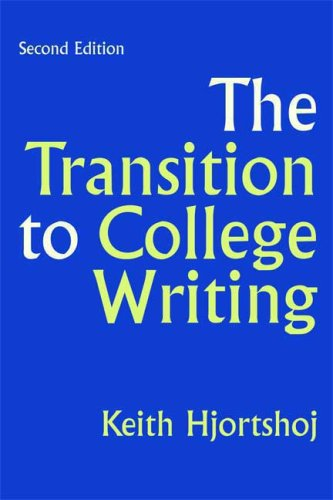 The Transition to College Writing