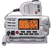 Standard Horizon GX2150W Standard Matrix AIS and VHF Marine Radio - White