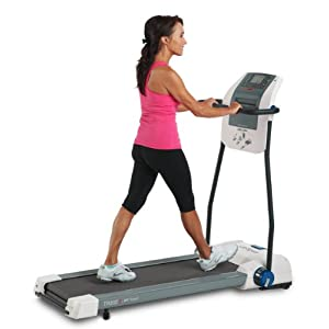 LifeSpan Fitness TR200 Fold-N-Stor Compact Treadmill (2012 Model)