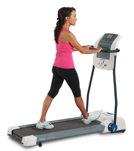 LifeSpan Fitness TR200 Fold-N-Stor Compact Treadmill (2011 Model) Reviews
