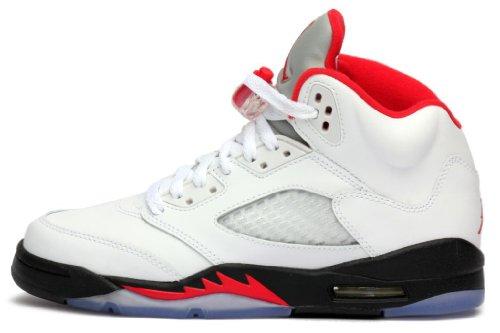 Nike Jordan Kids Air Jordan 5 Retro Bg Basketball Shoe