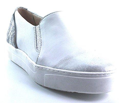 Mjus, Espadrillas basse donna Bianco bianco, Bianco (bianco), 39 EU