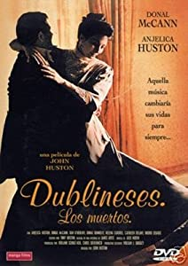 "Cover of ""Dublineses (The Dead)"""