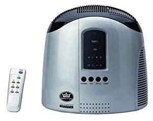 Hepa Air Purifier with Ioniser and Remote Control by Premiair