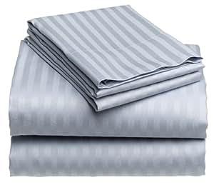 Divatex King 275 TC Woven Stripe Sheet Set