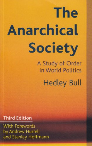 The Anarchical Society, Bull, Hedley
