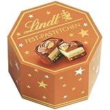 Lindt & Sprüngli Festpastetchen, 4er Pack (4 x 36 g)
