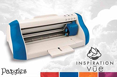 Pazzles Inspiration Vue, Blue