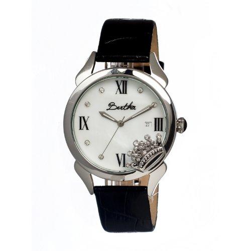 bertha-bthbr2403-orologio-da-polso-da-donna-cinturino-in-pelle-colore-nero