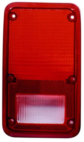 Tyc 11-1436-02 Dodge/Plymouth Driver Side Replacement Tail Light Assembly