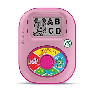 LeapFrog Learn & Groove Music Player (Pink)