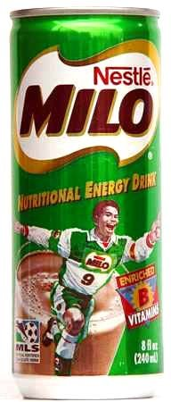 Milo Chocolate Nutritional Energy Drink 240 Ml (20 Pack)
