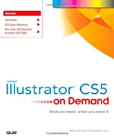 Adobe Illustrator CS5 on Demand Front Cover