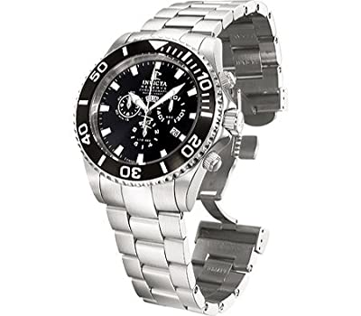 Invicta Men's Reserve Super Lum Diver 5050E Chrono 1020