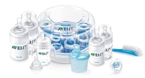 Philips AVENT BPA Free Essentials Gift Set
