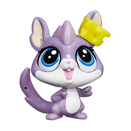 Littlest Pet Shop Get The Pets Single Pack Bree Nibbleson Doll