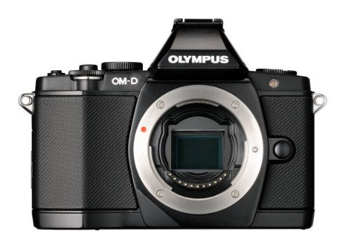 Olympus OM-D EM-5 Micro Four Thirds Interchangeable