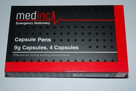 stylos-capsules-dans-des-emballages-de-medicaments