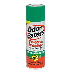 Odor-Eaters foot & sneaker spray tolnaftate antifungal powder - 4 oz