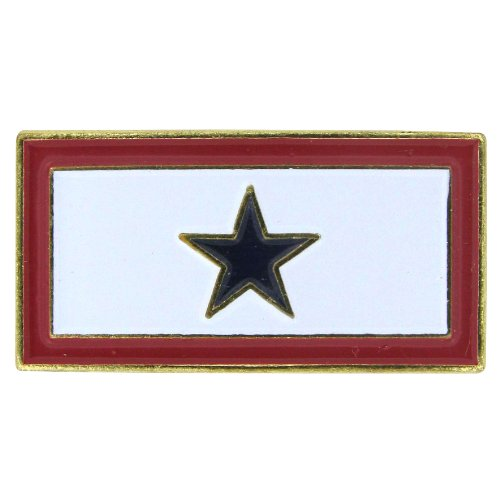 US Flag Store Service Blue Star Flag Lapel Pin (Blue Store compare prices)