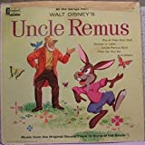 All the Songs from Walt Disneys Uncle Remus