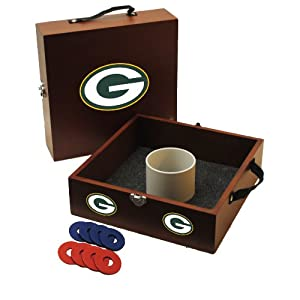Wild Sales Green Bay Packers Washer Toss Game by Wild Sales