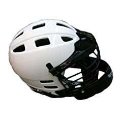 Cascade CPV Lacrosse Helmet With Throat Guard by Sports For Her