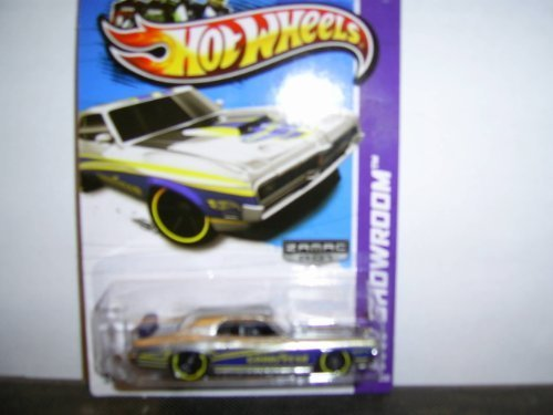 Hot Wheels HW Showroom '69 Mercury Cougar Eliminator Zamac 001 243/250 - 1
