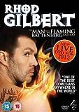 Rhod Gilbert DVD Live 2012