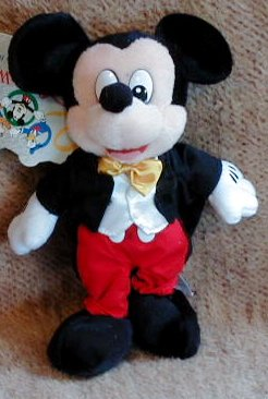 Disney's Disney World Park Costume Mickey