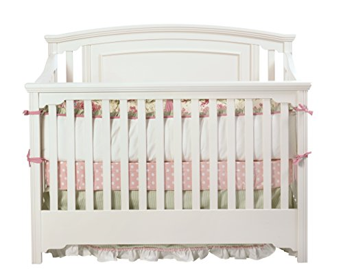 Capretti Design Veneto Convertible Crib, Natural