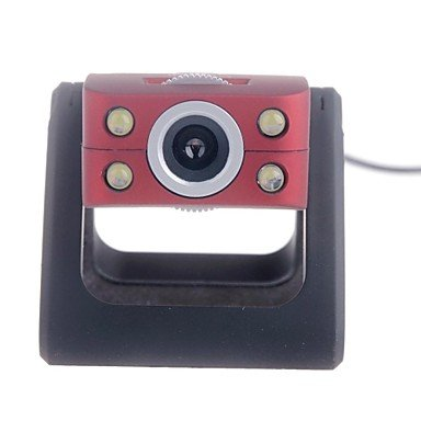 Zcl Rayants C-009 12.0Mp Hd Webcam With Night Vision Light / Micphone