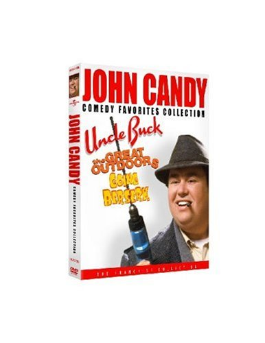 John Candy - Comedy Favorites Collection: Uncle Buck / The Great Outdoors / Going Berserk