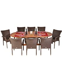 Hot Sale Amazonia Rennaissance 9-Piece Set