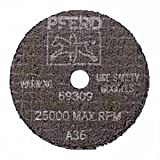 Pferd Type 1 Die Grinder A-ps Cut-off Wheels Fd 69403 4x.035x3/8 60grwheel