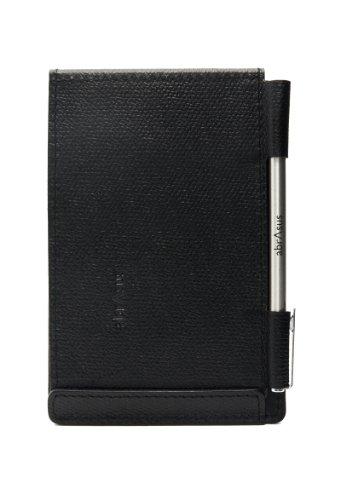 保存するメモ帳 abrAsus アブラサス ブラック