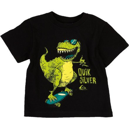 Quiksilver 247T0UC5 Boys 2-7 Dino Shred