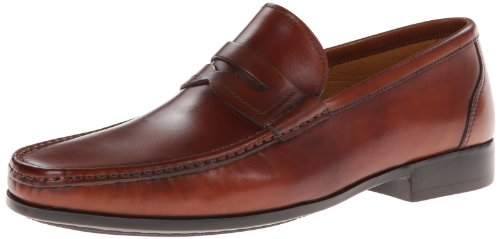 01983510aec Magnanni Mens Ares Penny Loafer Check Price - GreenaAbbyqeg