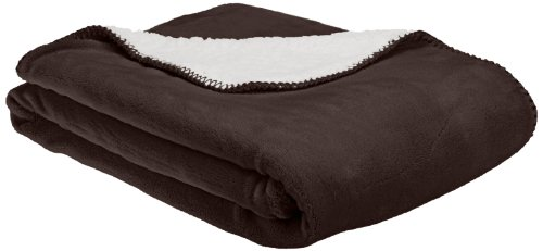 American Kennel Club Pet Throw, Brown