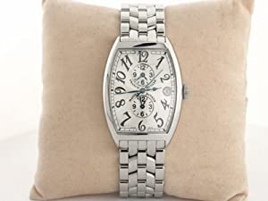 Genuine Mans Franck Muller Stainless Steel Mans Model 6850 MB