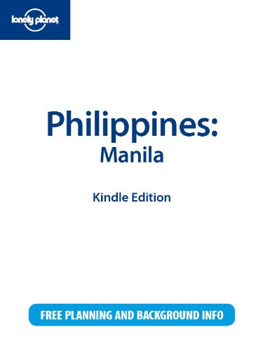Lonely Planet Philippines: Manila