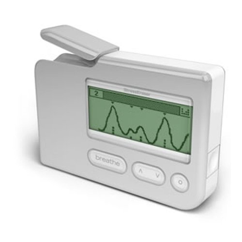 StressEraser Portable Biofeedback Device with Free Shipping