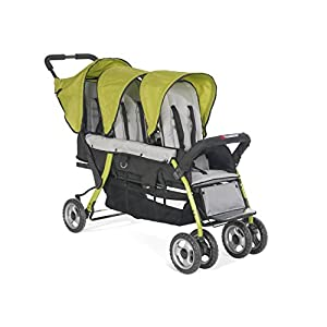 Foundations Baby Infant Carrier Trio Sport Tandem Stroller