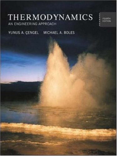 Thermodynamics: An Engineering Approach w/ version 1.2 CD ROM