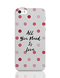 Posterguy All You Need Is Love !! Case Cover For Iphone 5 / Iphone 5S